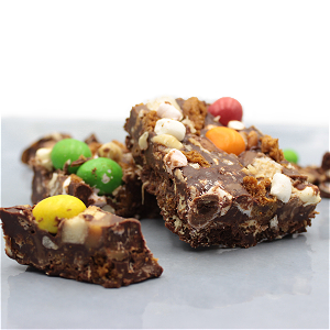 Foto Rocky Road Fudge